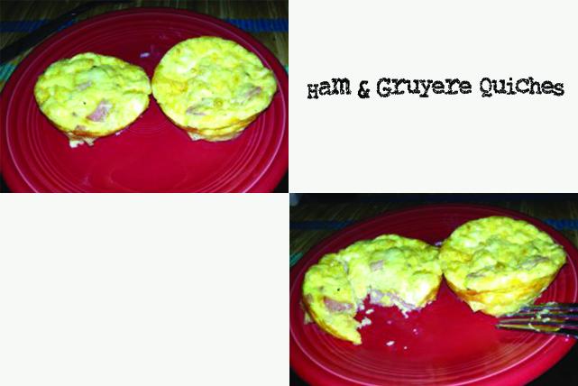 Ham and Cheese