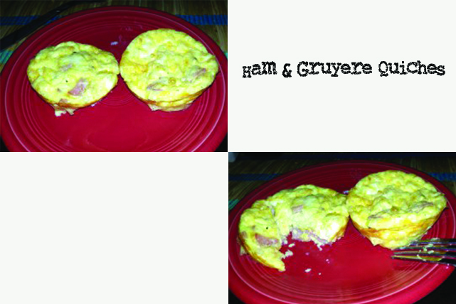 Ham and Cheese